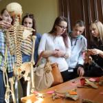 Latvijas Universitâtes pasâkums skolçniem «Eksakto zinâtòu diena».